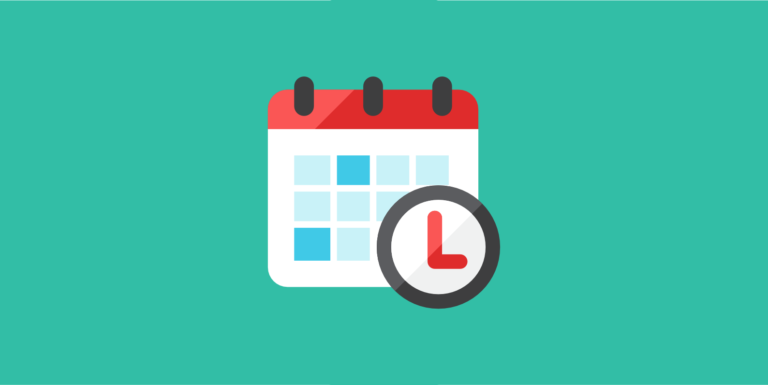 WordPress dates