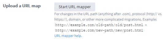 disqus URL mapper