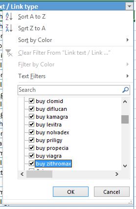 filter alt text