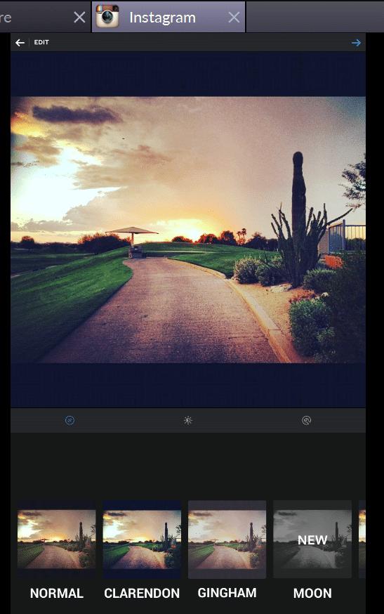 instagram bluestacks filters