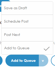 queue options