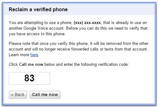 verified phone