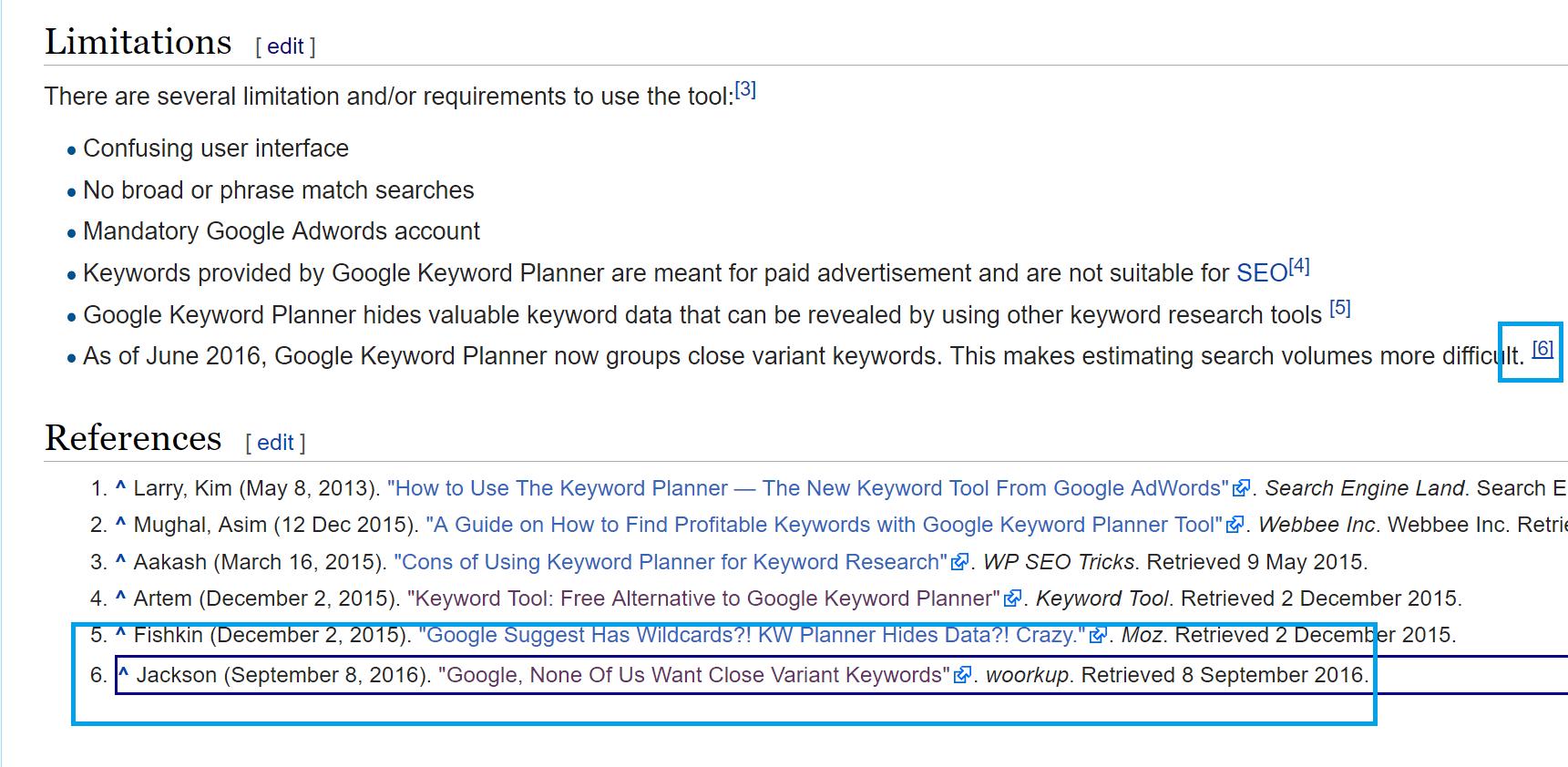 wikipedia references citation