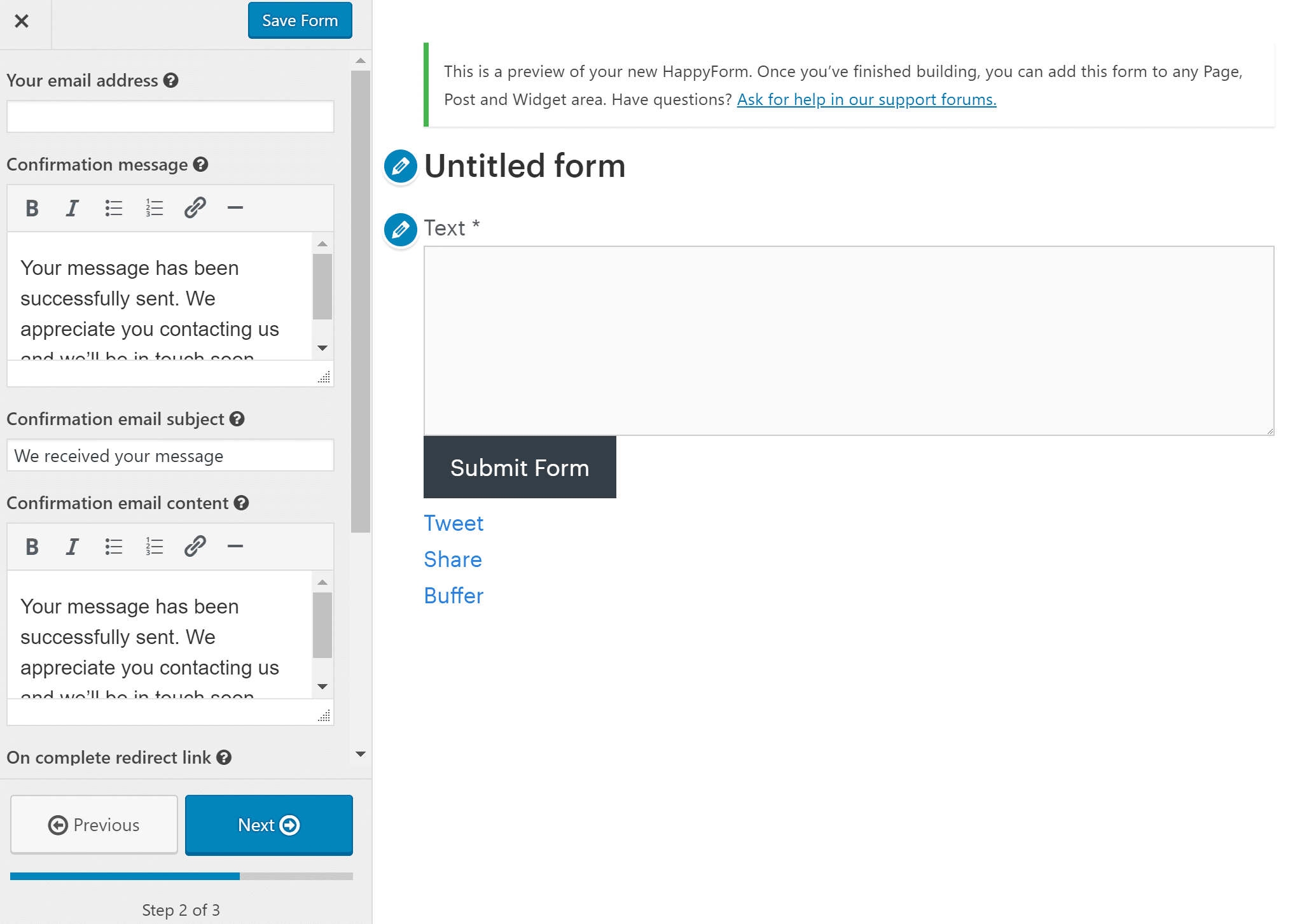 how to add arrow to contact form 7 drop down