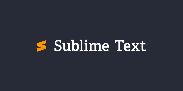 Sublime Text - same window new tab
