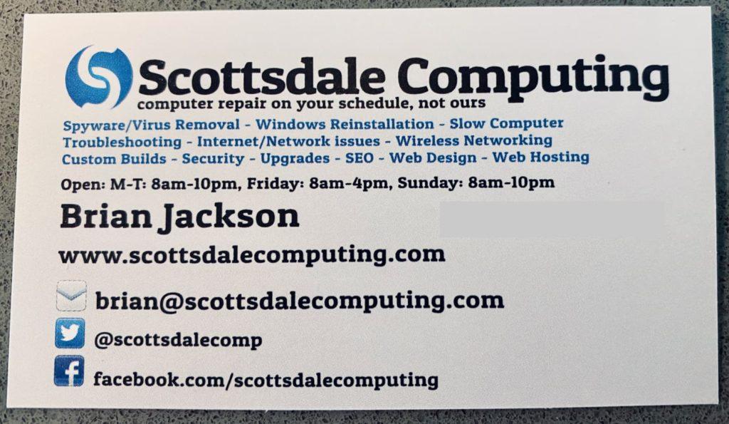 Scottsdale Computing
