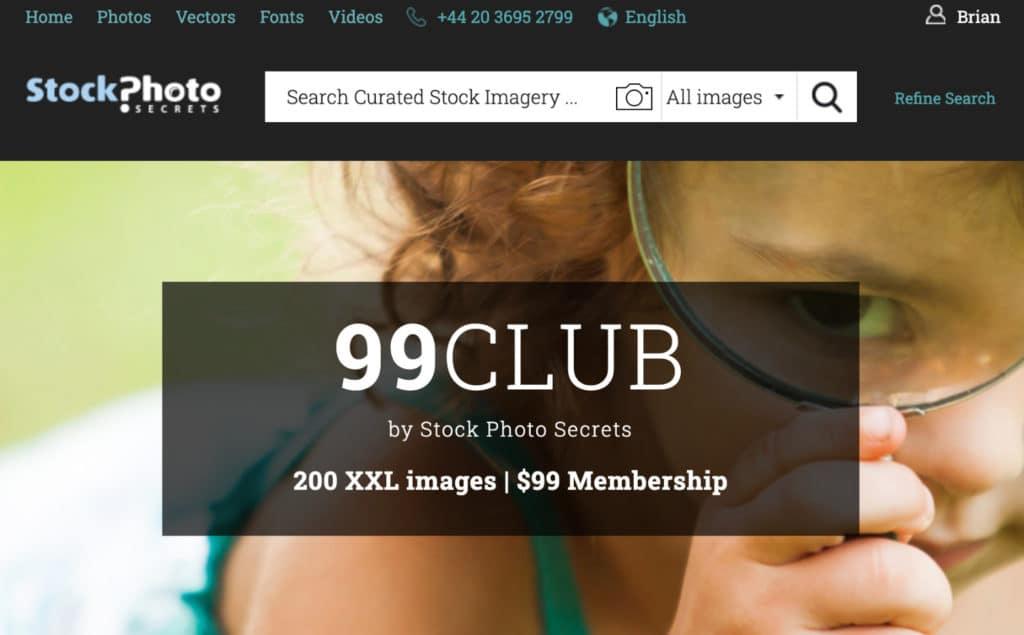 99club cheap stock photos