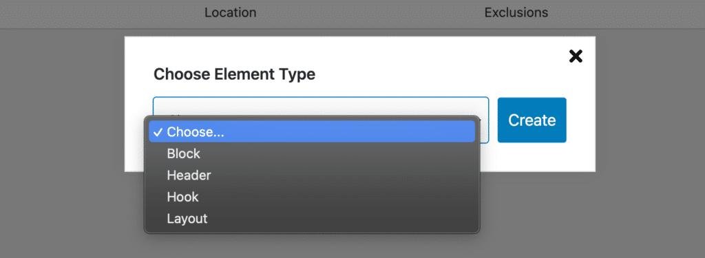 GeneratePress elements