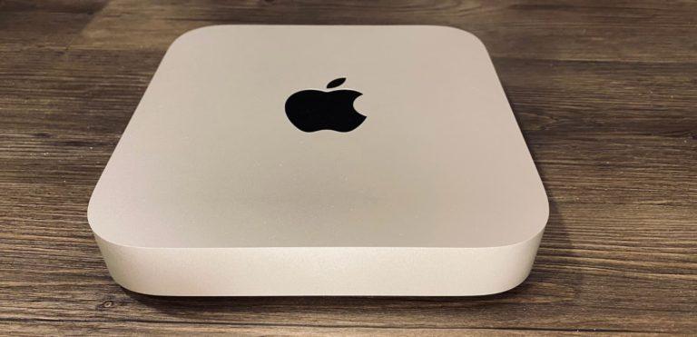 Apple Mac Mini review 2020