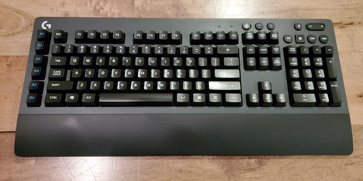 Logitech G613 keyboard