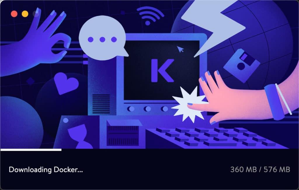 DevKinsta Docker