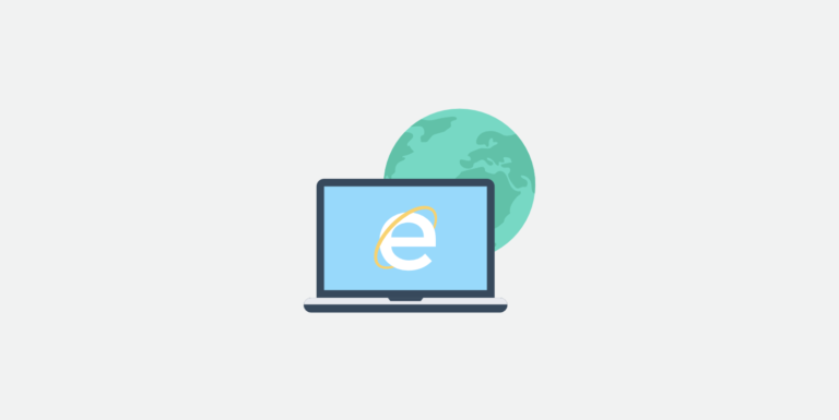 Stop using and supporting Internet Explorer